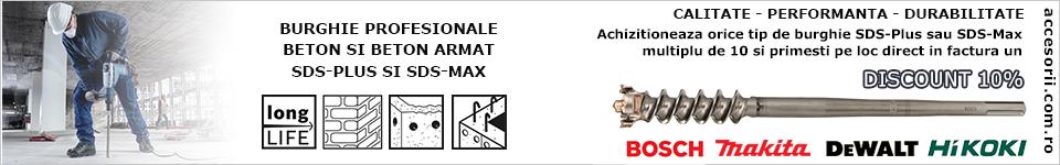 BURGHIE SDS-MAX SI SDS-PLUS