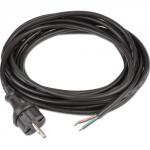 Cablu de alimentare H07RN-F 2x1mm 4m Bosch GBH 2-26 DFR/DRE