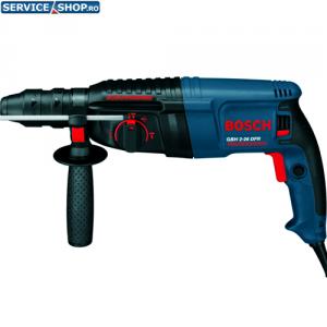 Ciocan rotopercutor SDS-Plus 800W 2.7J Bosch GBH 2-26 DFR Profesional