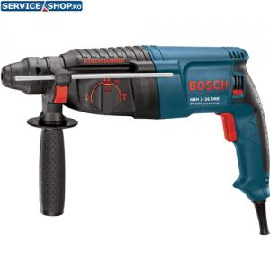 Ciocan rotopercutor SDS-Plus 800W 2.7J Bosch GBH 2-26 DRE Profesional