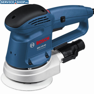 Slefuitor cu excentric 350W Bosch GEX 125 AC Profesional